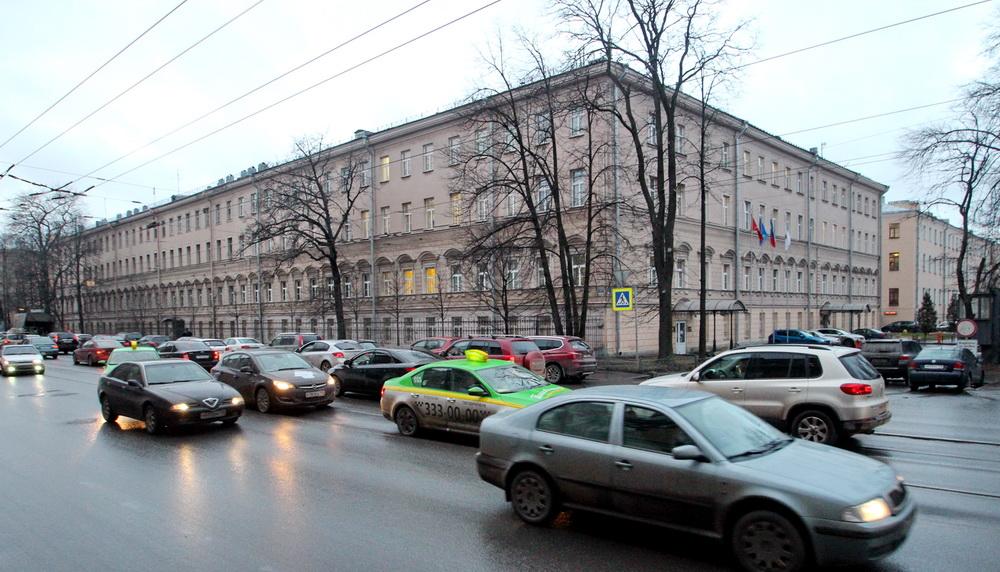 улица Академика Лебедева, дом 4