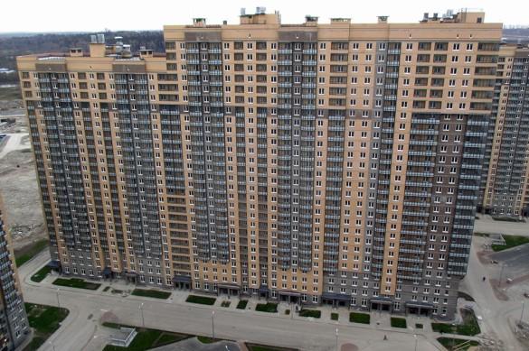 Улица Федора Абрамова, дом 18, корпус 1