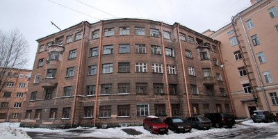 Улица Швецова, 4