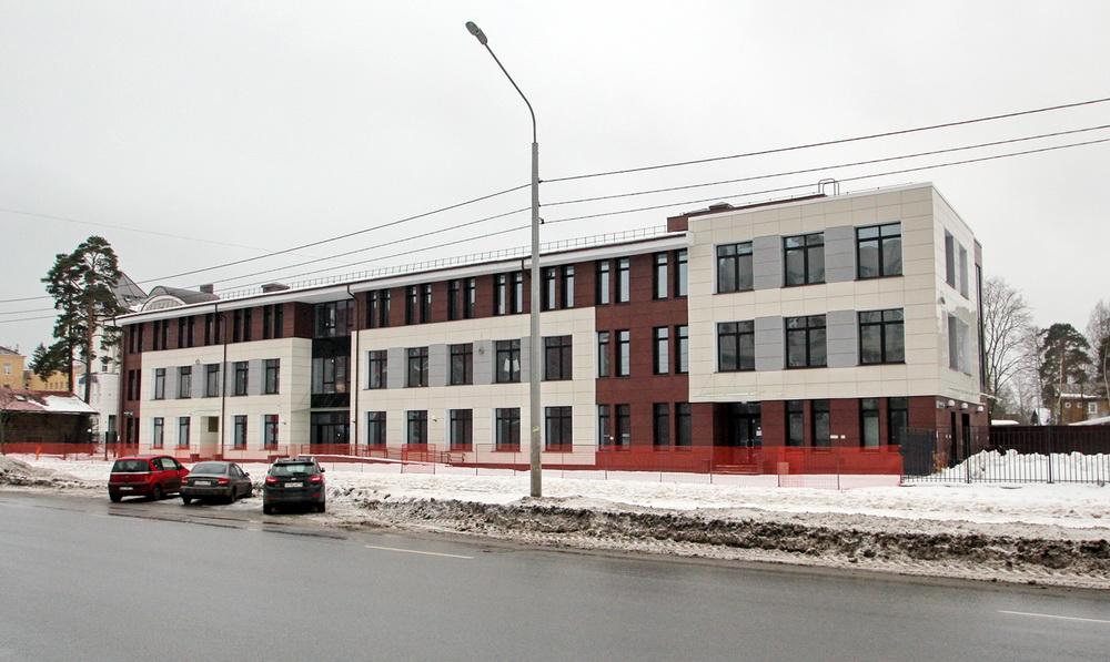 Выборгское шоссе, 40, поликлиника, медицинский центр