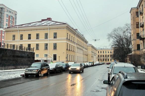 Виленский переулок
