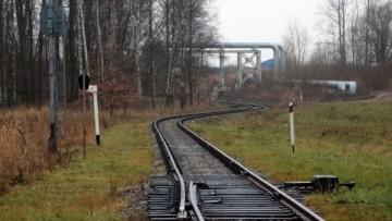 Железная дорога к ЛЭМЗу