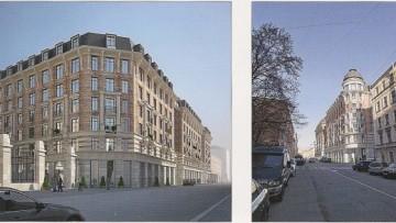Жилой комплекс на улице Короленко