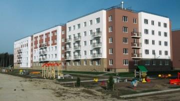 Жилые дома ЖК Юнтолово