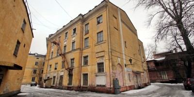 Дом культуры завода Красный выборжец