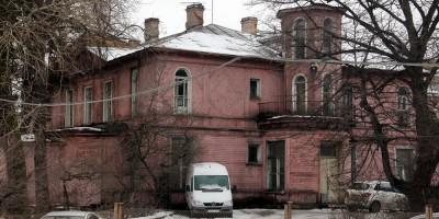 Дом управляющего завода Розенкранц