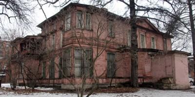 Дом управляющего завода Розенкранц на Свердловской