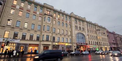 Гостиница Знаменская на Лиговском