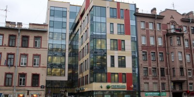 Лиговский, 140, бизнес-центр
