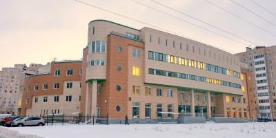 Медицинский центр на улице Ильюшина, 4