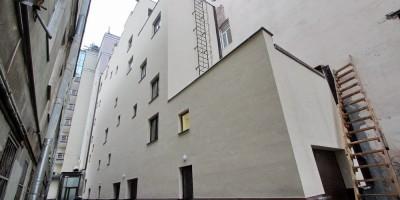 Новый корпус гостиницы Амбассадор