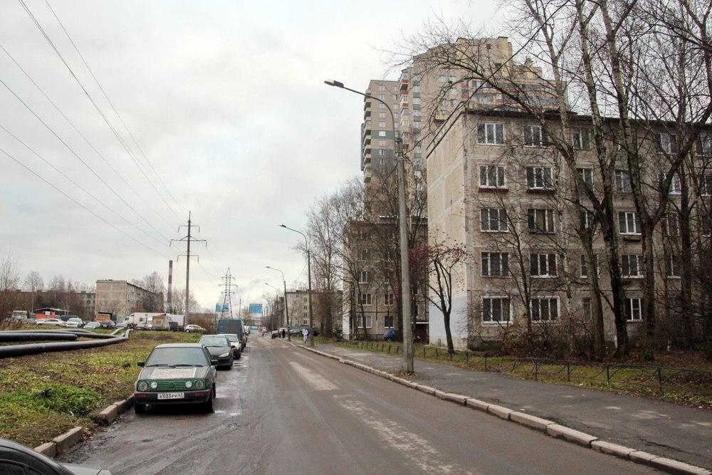 Паткановская улица
