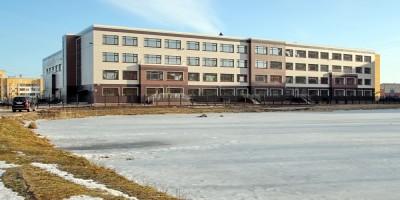 Петергоф, Бобыльская дорога, 59, корпус 2, школа