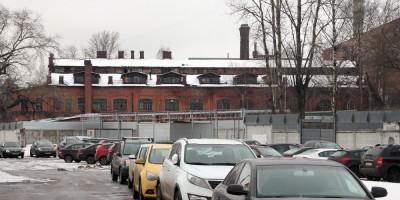 Производственное здание на Свердловской