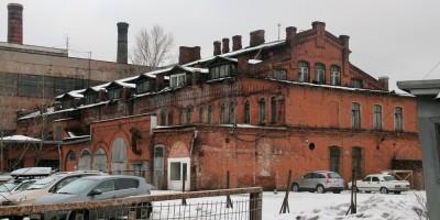 Производственное здание завода Розенкранц
