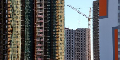 Строительство жилого комплекса София на Южном шоссе