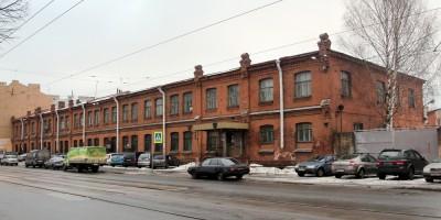 Свердловская набережная, дом 12, литера Ж