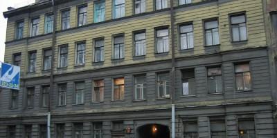 Улица Розенштейна, 16