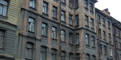 Улица Розенштейна, 18