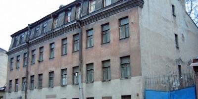 Улица Розенштейна, 6