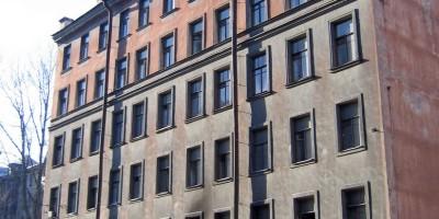 Улица Шкапина, 35