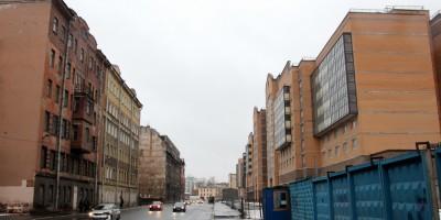 Улица Шкапина