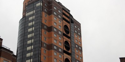 Улица Шкапина, 9-11, высотка