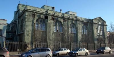Электростанция Красный Октябрь на Октябрьской набережной, 108