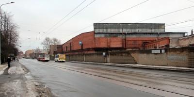 Завод Красный выборжец