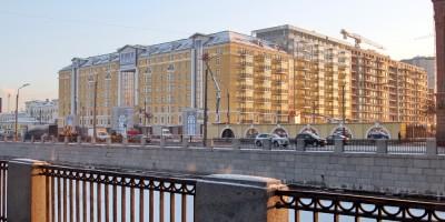 Жилой дом Тапиола на Обводном канале, 108