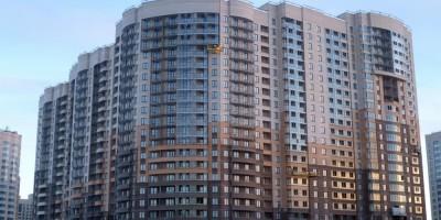 Жилой комплекс Академ-парк на улице Бутлерова