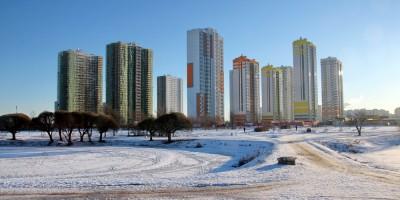Жилой комплекс София на Южном шоссе