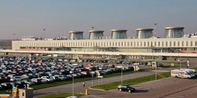 Аэропорт Пулково, советский терминал