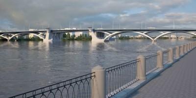 Большой Смоленский мост, проект