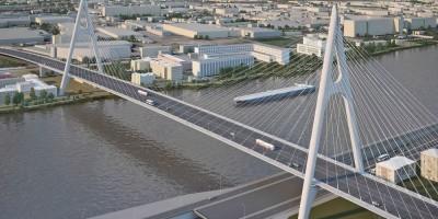 Большой Смоленский мост, вантовый