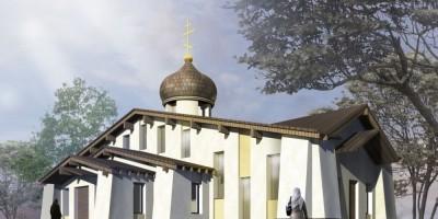 Церковь Сошествия Святого Духа, проект