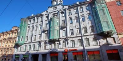 Дом Васильева на 12-й Красноармейской улице, 3