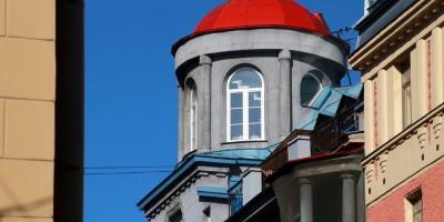 Дом Васильева на 12-й Красноармейской улице, 3, башня