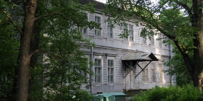 Фрейлинский дом на Елагином острове