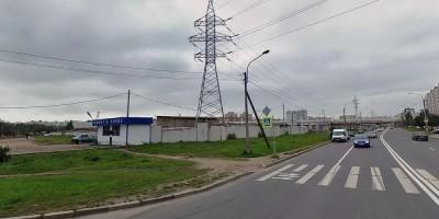 Гаражи на Камышовой улице