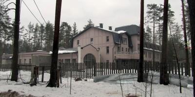 Гериатрический центр в Комарове
