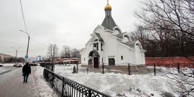 Казанская церковь у Красненького кладбища