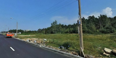 Ломоносов, Ораниенбаумский проспект