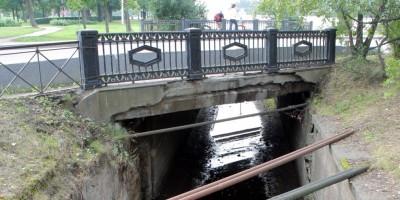 Мост через Малую Сестру