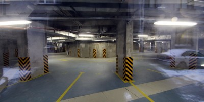 Паркинг гаража Крюммеля