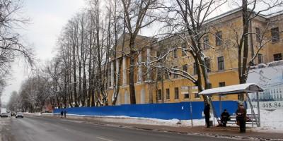 Пушкин, Захаржевская улица, 14
