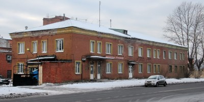 Улица Крыленко, 1