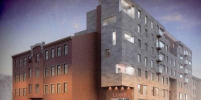 Улица Мира, 36, проект жилого дома
