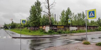 Улица Тамбасова, перекресток