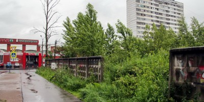 Улица Тамбасова, участок Ленфильма
